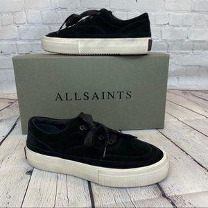 ALLSAINTS Merica Suede Sneaker